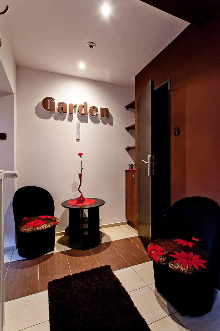 Pokój Garden Wypoczynkowy